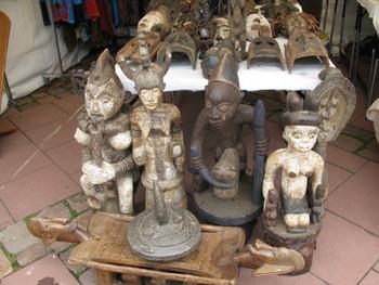 afrikan. kunst