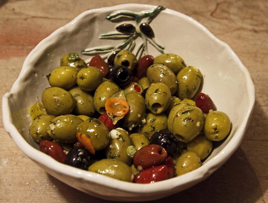 3-oliven