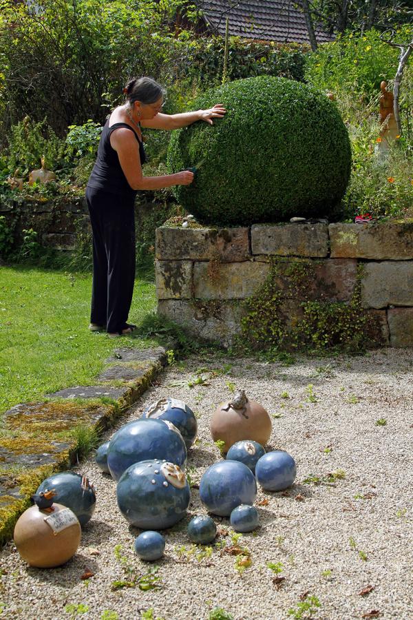 Pertl Keramik Kugeln